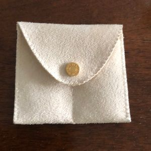 Bulgari jewelry pouch